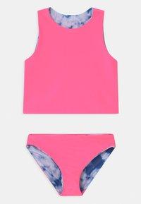 GAP - GIRL REVERSIBLE SET - Swimsuit - navy - 2