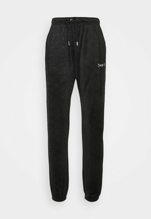 LILIAN - Tracksuit bottoms - black