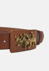 Polo Ralph Lauren - SMOOTH - Belt - saddle - 2