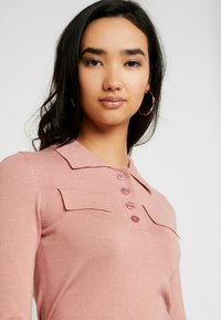 Lost Ink - POLO - Pullover - pink - 4