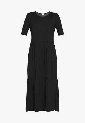 JDYDALILA FROSTY - Sukienka z dżerseju - black