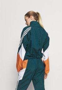 adidas Performance - GAMETI  - Træningssæt - turquoise - 2