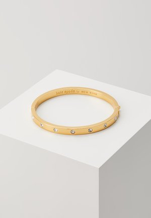 HINGED  BANGLE - Rannekoru - gold-coloured
