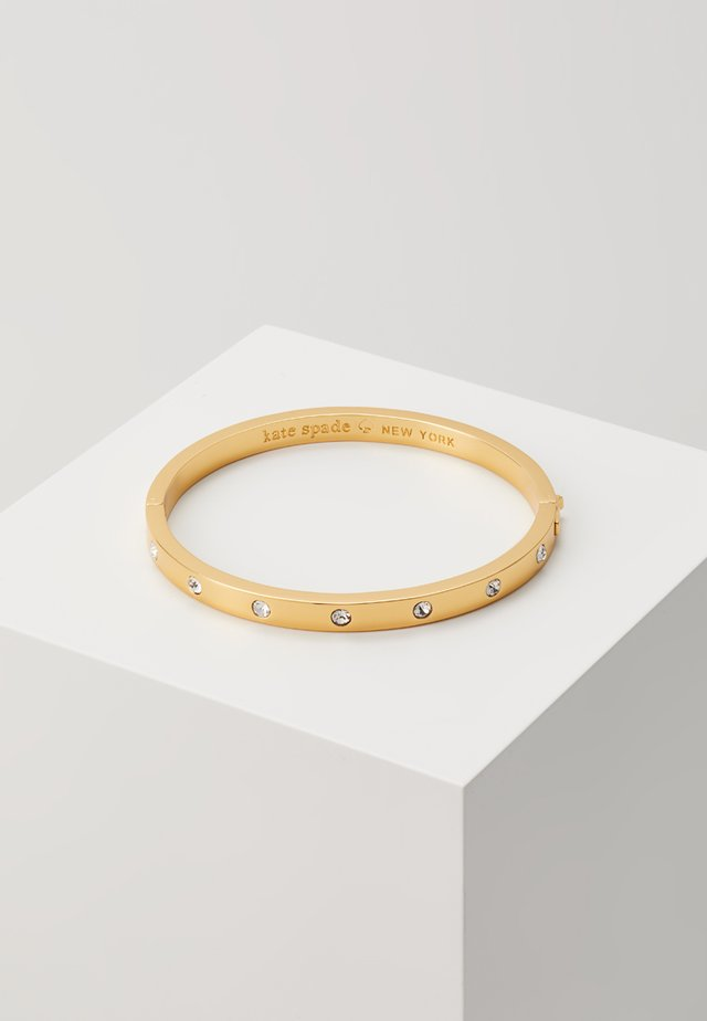 HINGED  BANGLE - Armbånd - gold-coloured