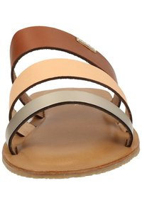Scapa - SCAPA PANTOLETTEN - Mules - brown - 6