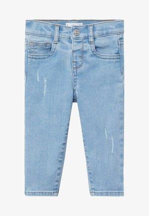 MARTIN - Slim fit jeans - lichtblauw