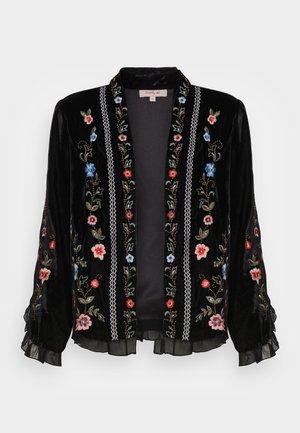 ELEGANCE - Summer jacket - noir