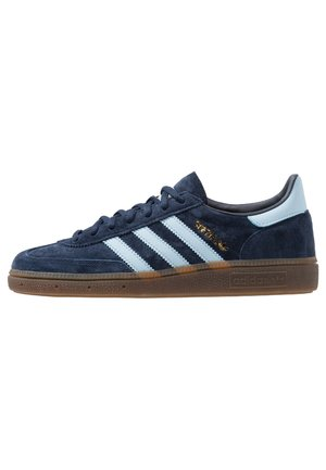 HANDBALL SPEZIAL - Matalavartiset tennarit - collegiate navy/clear sky