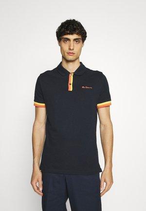 PLACKET INTEREST - Koszulka polo - midnight