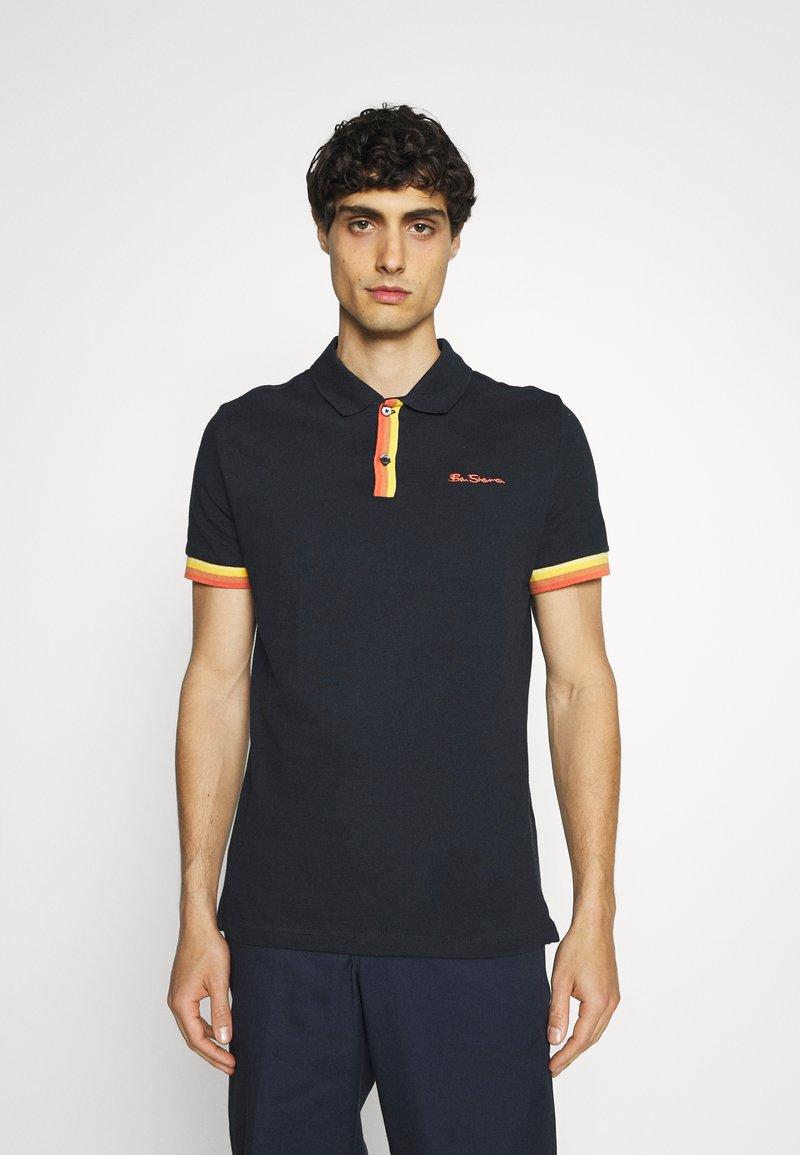 Ben Sherman - PLACKET INTEREST - Polo shirt - midnight