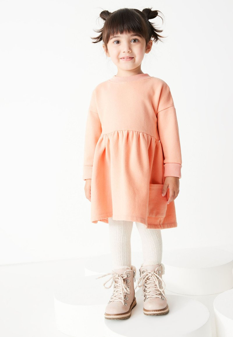 Next - COSY - Day dress - pink
