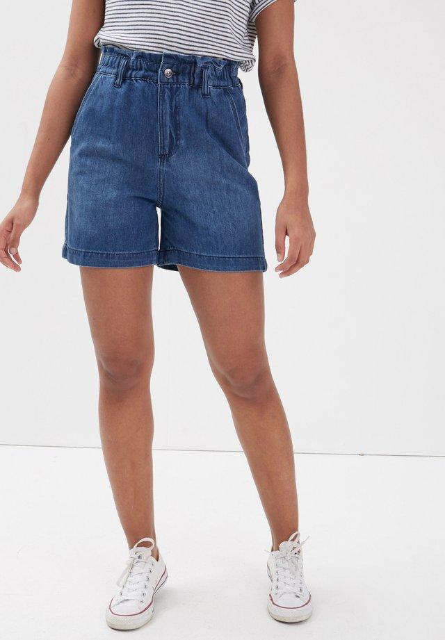 Shorts di jeans - denim stone