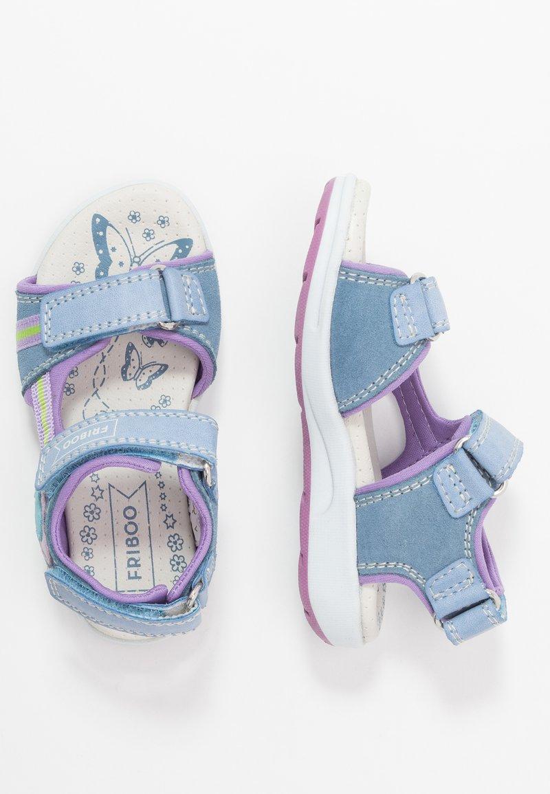 Friboo - Sandalias de senderismo - light blue