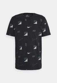 Nike Sportswear - TEE BRANDRIFF - T-shirt print - black - 4
