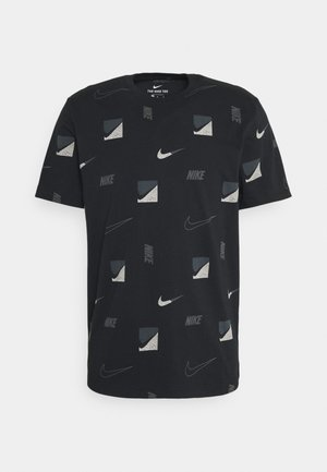 TEE BRANDRIFF - Print T-shirt - black