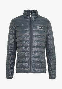 EA7 Emporio Armani - Down jacket - iron gate