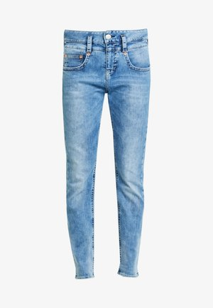 PITCH MOM DENIM STRETCH - Straight leg jeans - blue denim