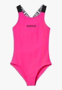 Calvin Klein Swimwear - SWIMSUIT INTENSE POWER - Swimsuit - pink - 0