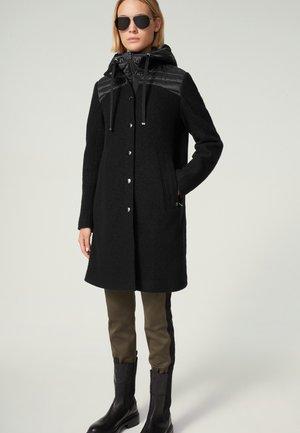 ISANA - Winter coat - schwarz