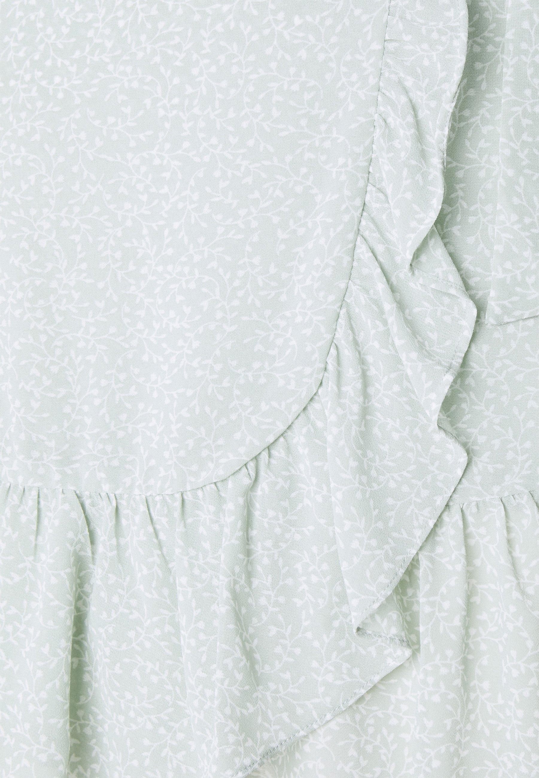 Femme FRILL SKIRT - Minijupe