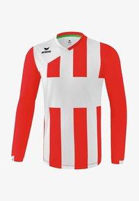 Erima - SIENA - Sports shirt - rot / weiß - 0