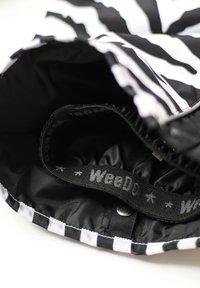 WeeDo - Snowsuit - zebra white - 4