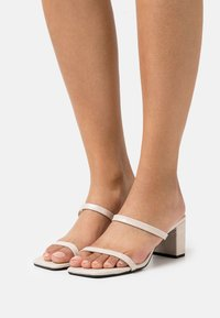 Rubi Shoes by Cotton On - MERITA MULE - Heeled mules - nude - 0