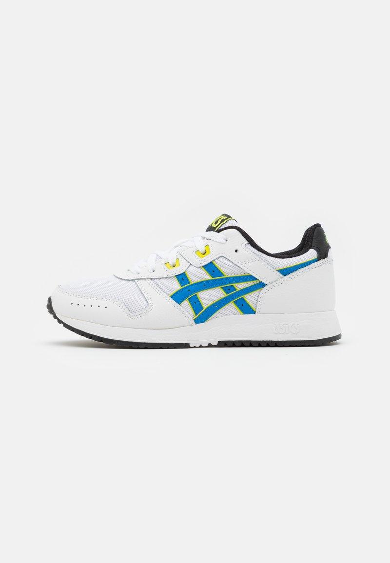 ASICS SportStyle - LYTE CLASSIC UNISEX - Sneakersy niskie - white/electric blue