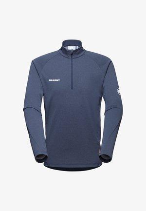 AEGILITY  - Koszulka sportowa - marine melange-white
