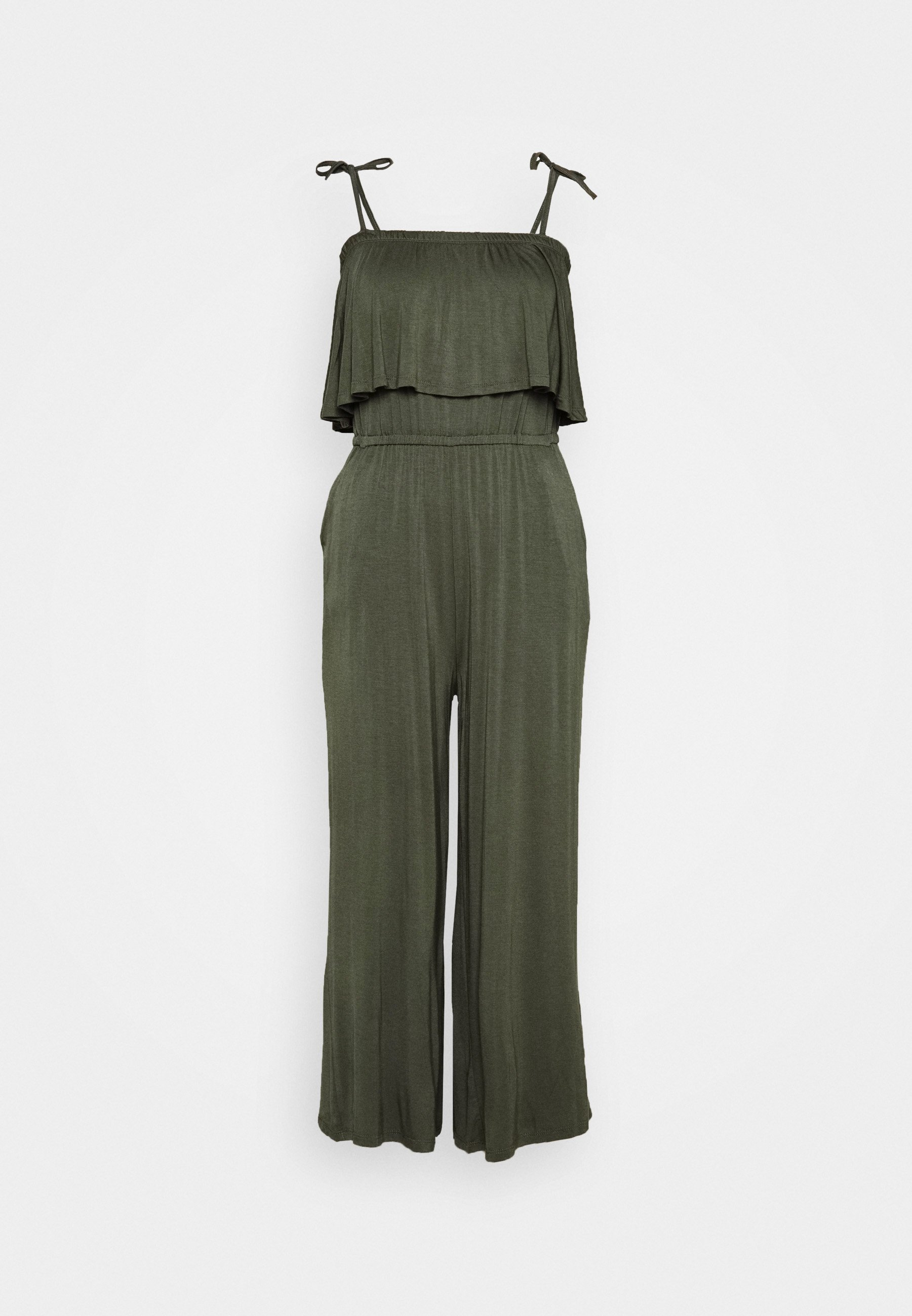 Women CULOTTEOVERALL PALM - Jumpsuit