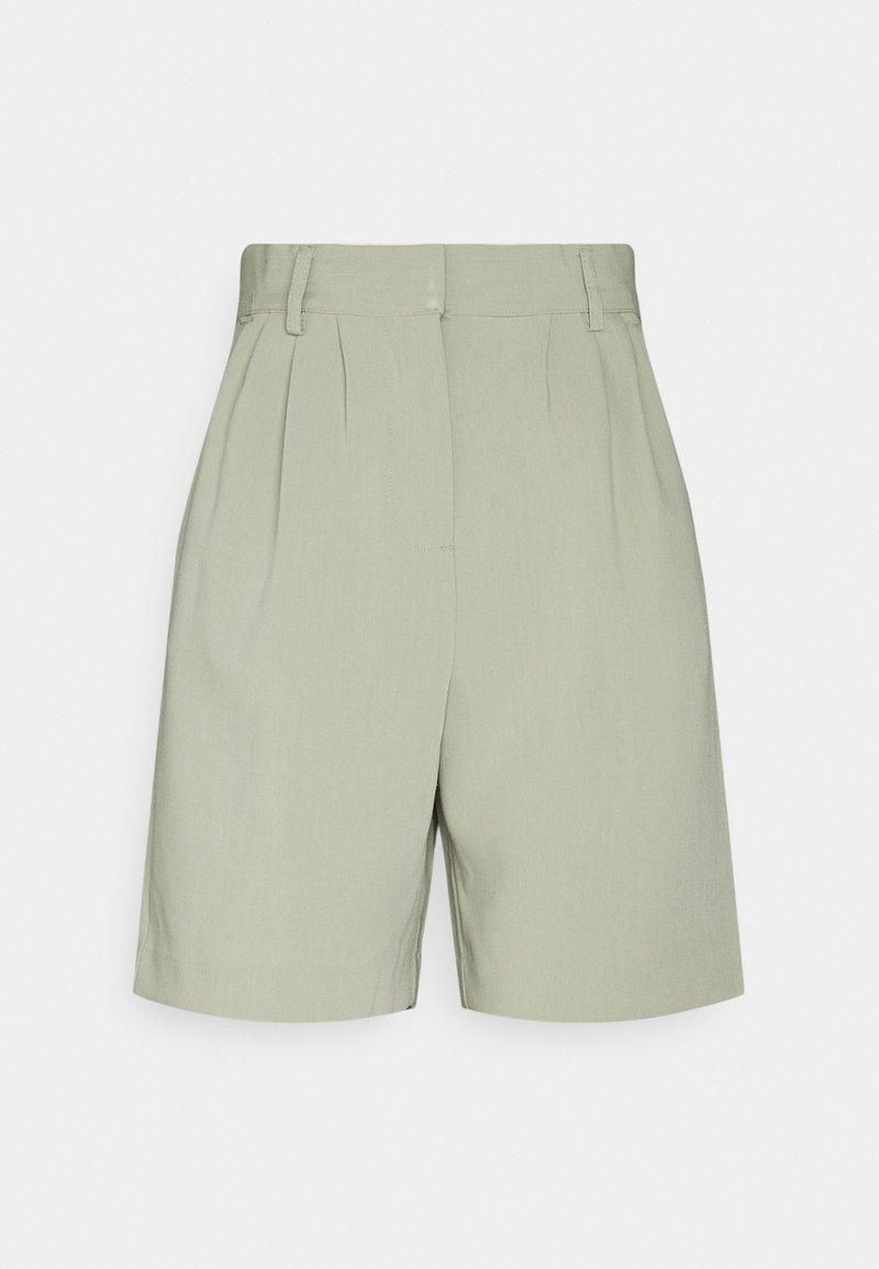 Object Petite - OBJMALOU  - Shorts - desert sage