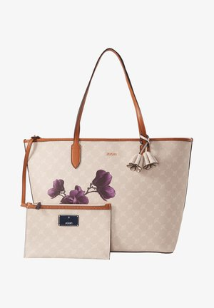 CORTINA  - Tote bag - beige