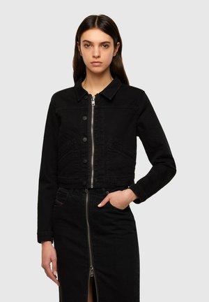 DE-BLONDY - Denim jacket - black