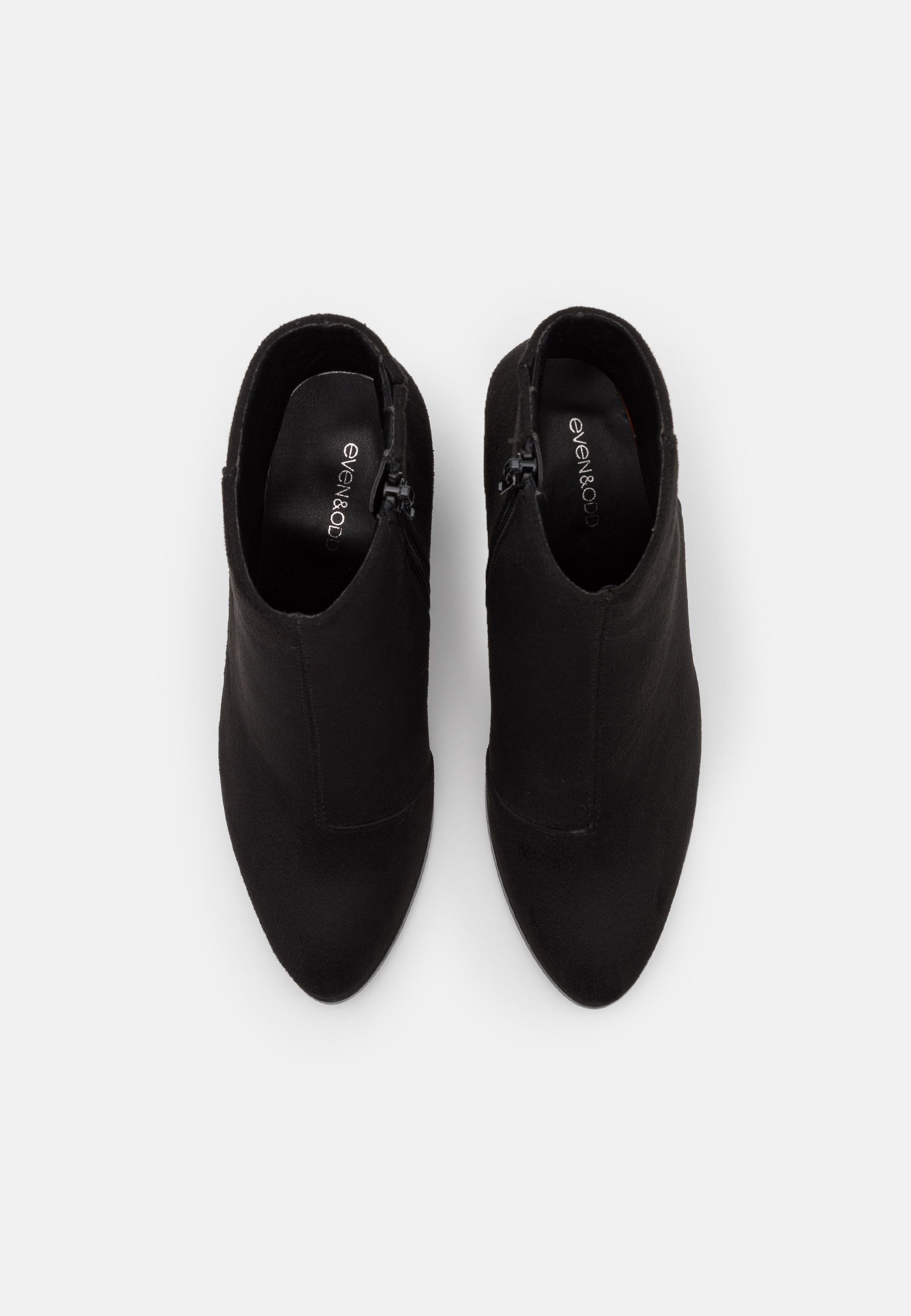 Even&Odd Ankle Boot black/schwarz
