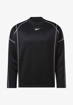 MYT CREW SWEATSHIRT - Sweatshirt - black
