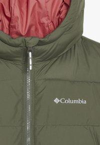 Columbia - PIKE LAKE JACKET - Zimní bunda - cypress - 4