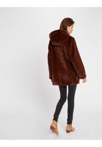 Morgan - Winter coat - dark brown - 1