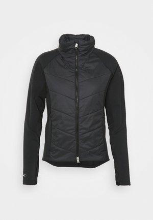 MUNDIN MIDLAYER JACKET - Outdoor jacket - black