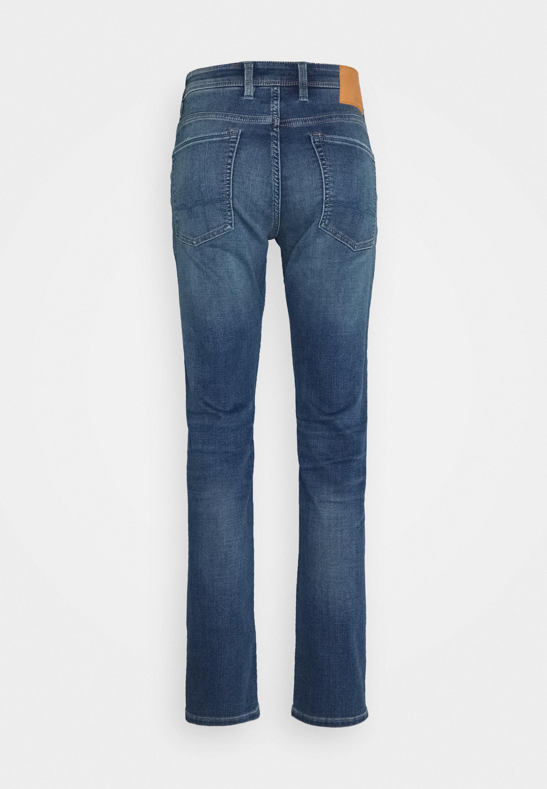 LANG Jeans Straight Leg blue denim
