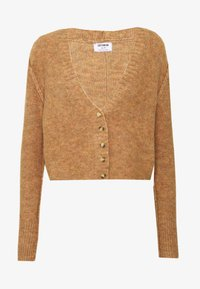 Cotton On - SEAM CROP  - Cardigan - lion marle - 4