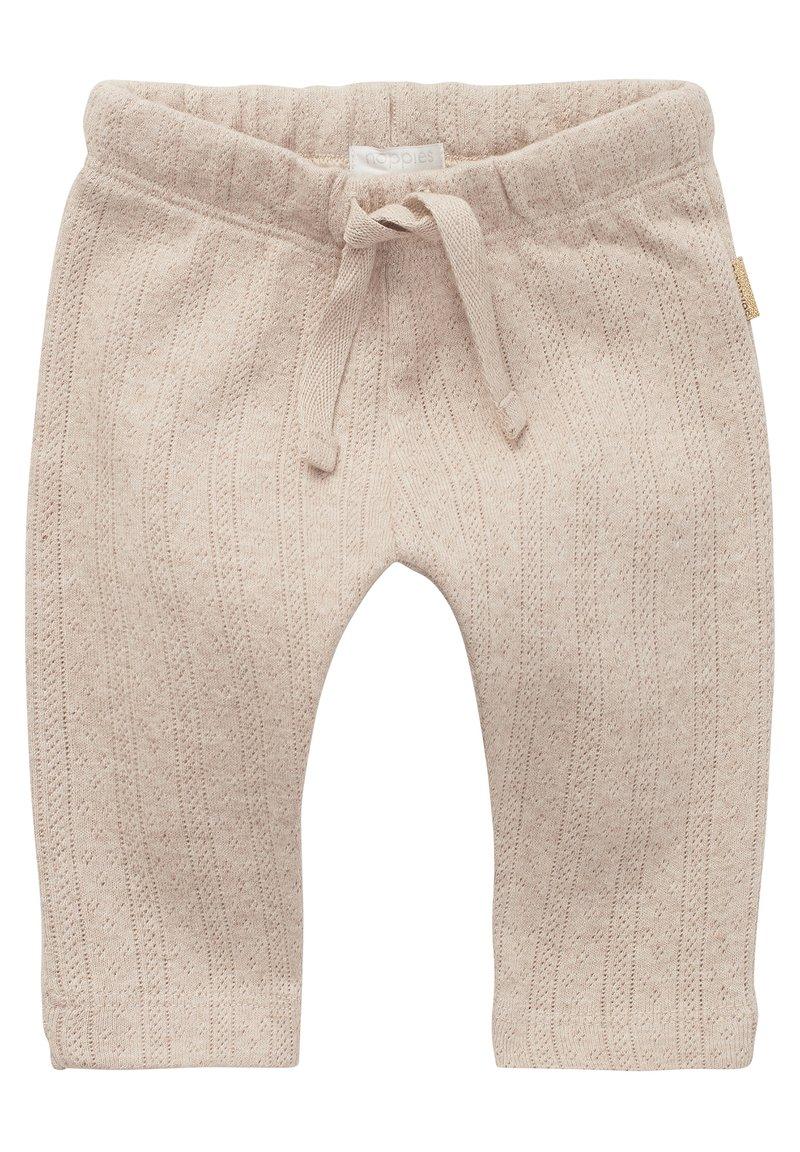 Noppies - Trousers - sand melange