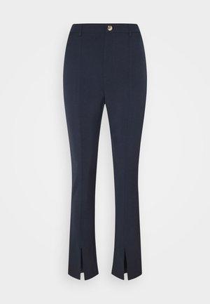 LUNI DRESSED PANT - Broek - navy
