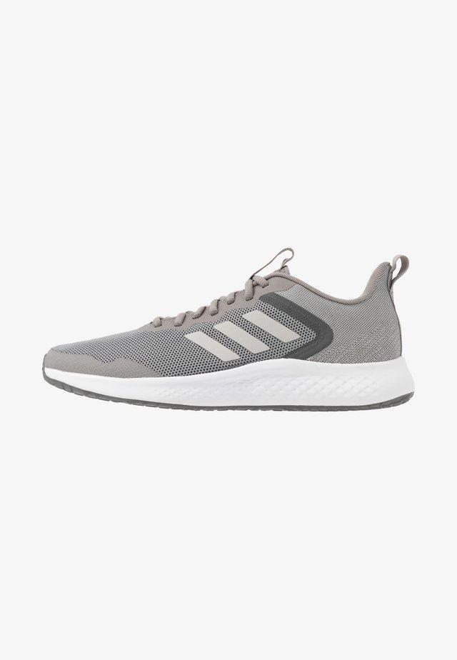FLUIDSTREET - Kuntoilukengät - glow grey/footwear white/grey two