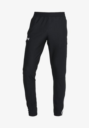 ALLSEASONGEAR SPORTSTYLE TRAININGSHOSE HERREN - Pantalon de survêtement - black/white