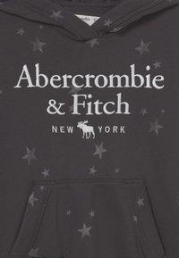 Abercrombie & Fitch - LOGO HOODIE - Sudadera - grey - 2