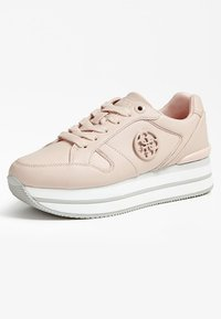 Guess - RUNNER DEALIA  - Trainers - bright rose - 2