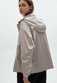 Massimo Dutti - Outdoor jacket - beige - 1