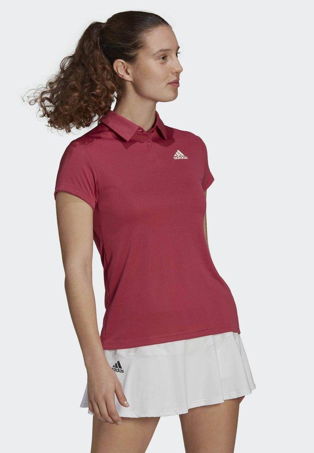 POLO HEAT.RDY TENNIS - Polo - pink