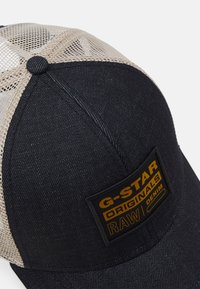 G-Star - DENIM BASEBALL TRUCKER CAP UNISEX - Cap - dark blue - 3