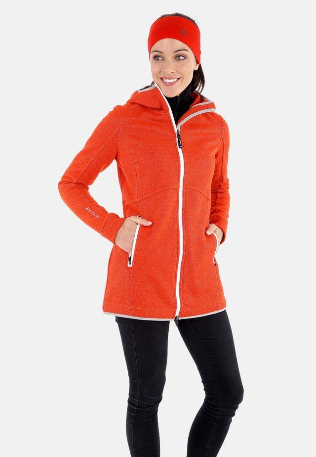 SAMIRA - Outdoor jacket - neonorange